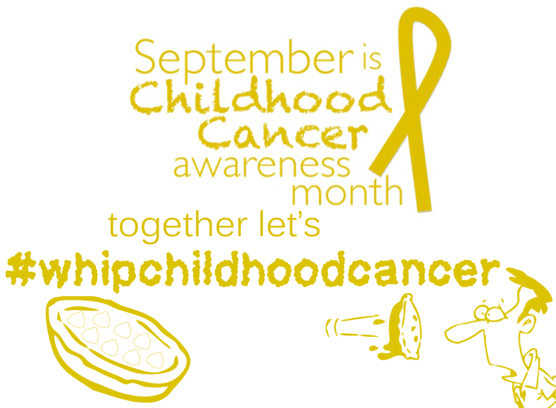 Whip Childhood Cancer
